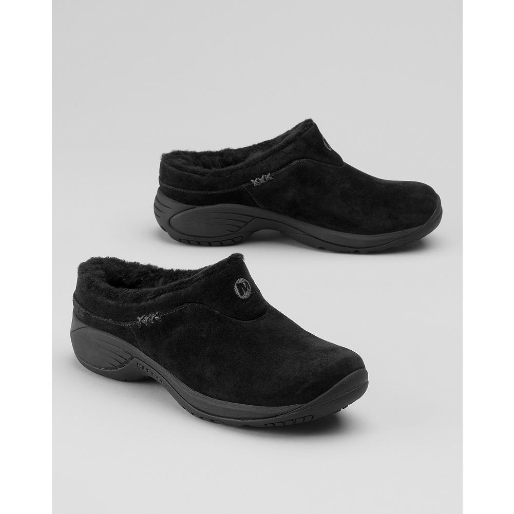 Merrell Encore Ice Shoes - Merrell's casual clogs are lined with sheepskin for exceptional comfort and warmth. - $120.00