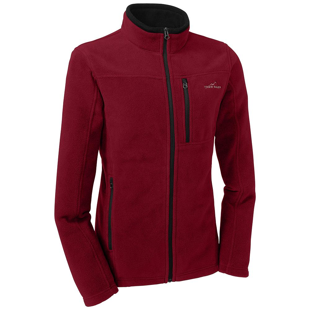 Camp and Hike Polartec Fleece Jacket - By textbook definition and technical specs, this classic Polartec jacket is an ideal midweight midlayer for active pursuits in cold weather. But we're not always skiing, hiking or camping, and the soft texture gives this full-zip a more relaxed side that feels just as at home during Saturdays that include late breakfasts, errand runs or road trips. Worn at either speed, it's a versatile fleece that you'll reach for time and again. Imported (fabric made in USA). - $39.99