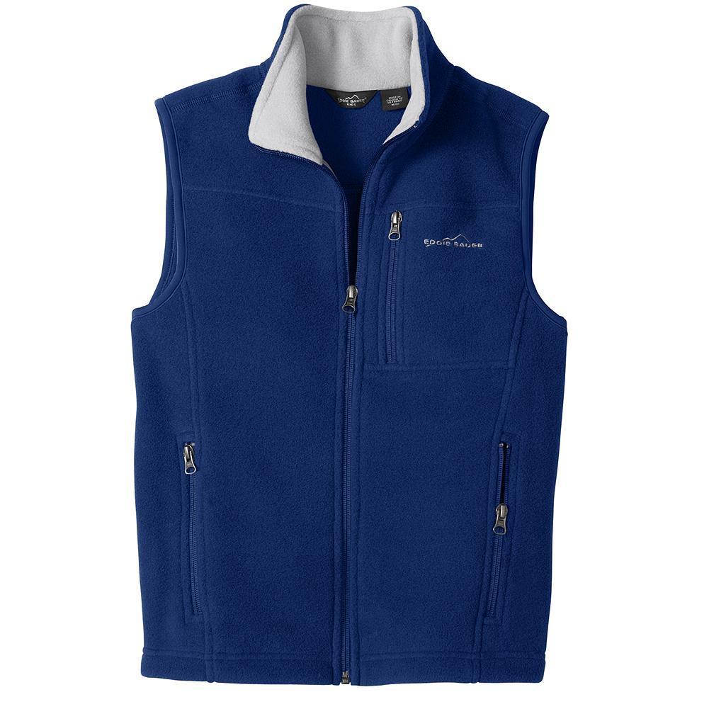 Entertainment Boys' Polartec Fleece Vest - Mountain Guide in Training(TM) A warm yet lightweight layer for boys. - $24.95