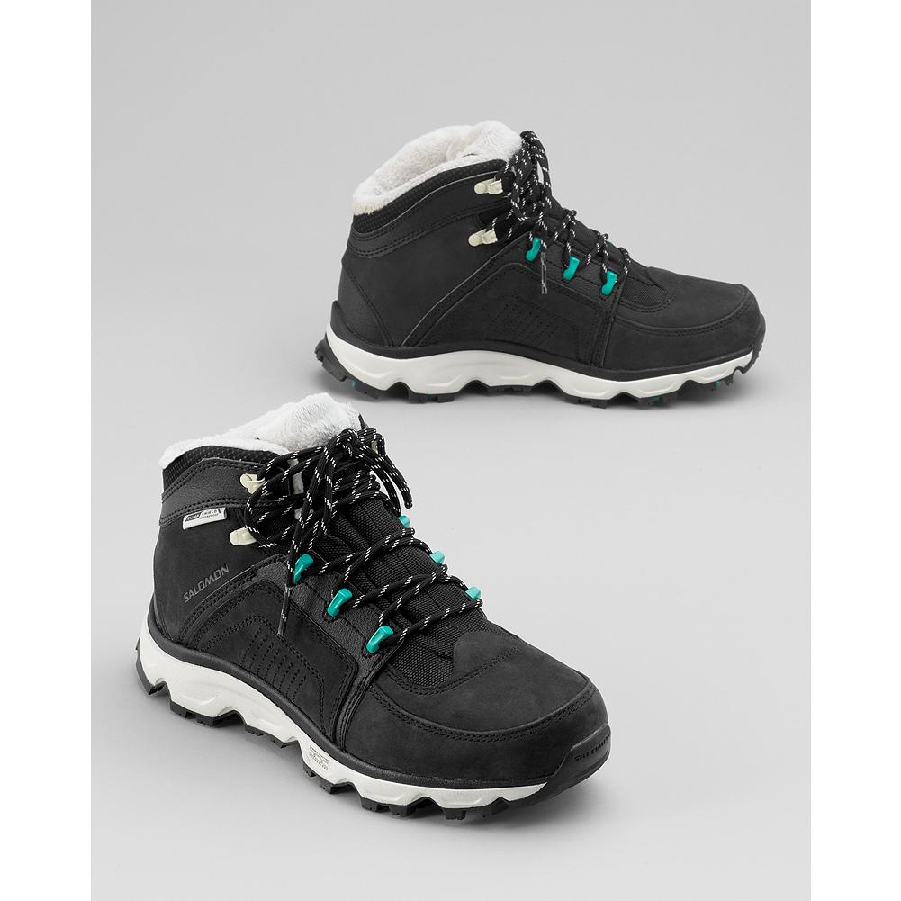 Camp and Hike Salomon Rodeo Waterproof Boots - Stay warm, dry and on your feet with Salomon's waterproof winter boots. - $59.99