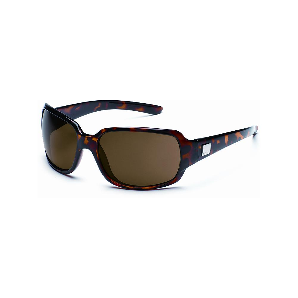 Entertainment Suncloud Cookie - Tort Sunglasses - Slightly oversized for more coverage, these sunglasses are made with lightweight, impact-resistant, polarized lenses that are injection molded to provide exceptional clarity and 100% protection from harmful UVA and UVB rays. Lightweight grilamid nylon frame. Medium fit. Imported.. - $49.99