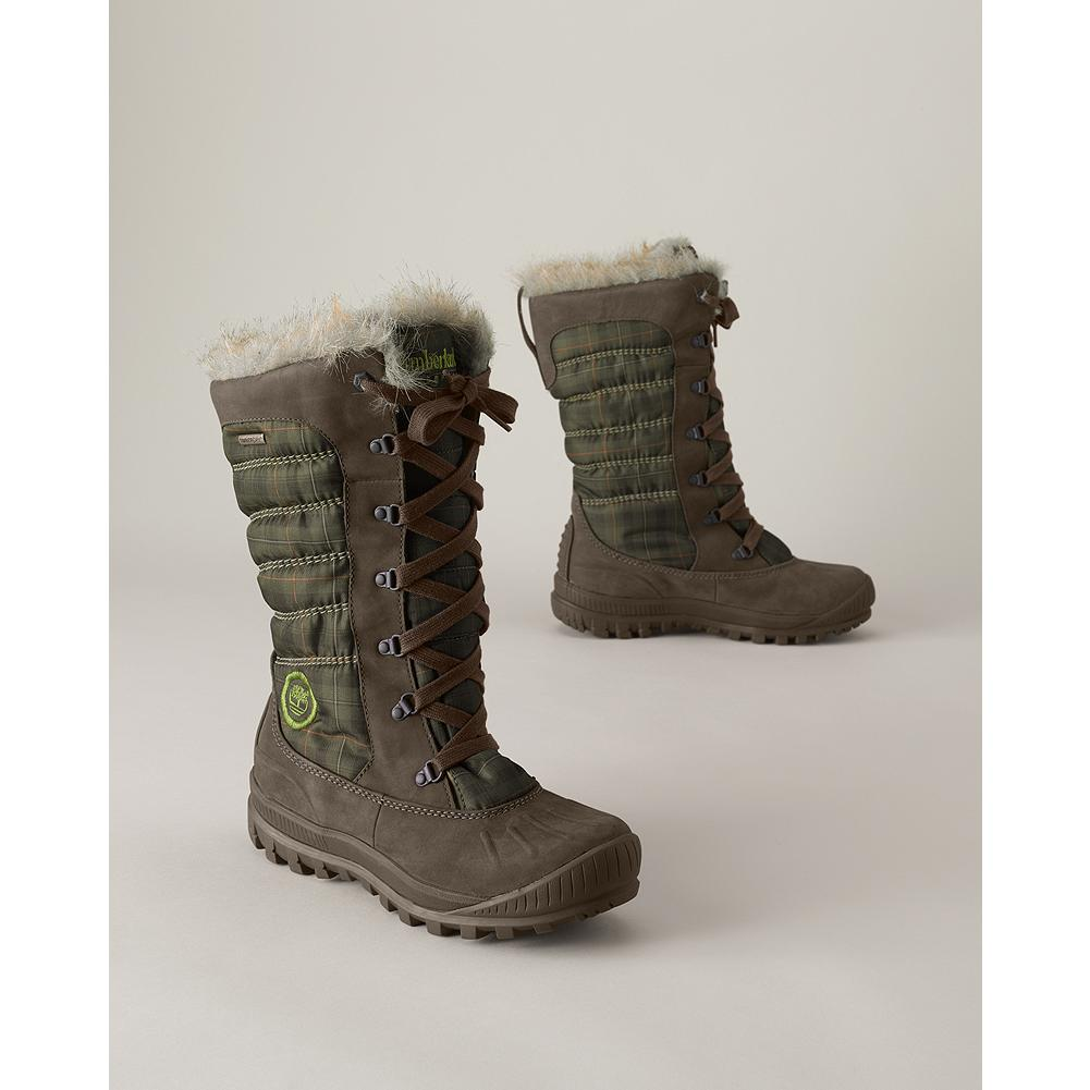 Hunting Timberland Earthkeepers Mount Holly Duck Boots - These incredibly environmentally friendly, waterproof duck boots provide plush warmth. - $74.99