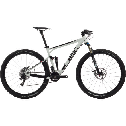 MTB BMC Speedfox SF29/SRAM X0 Complete Bike - 2012 - $2,699.00