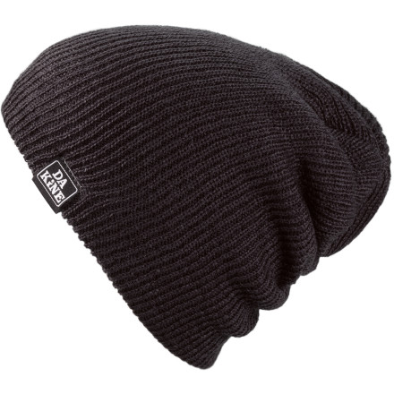 Entertainment Tired of frozen earlobes and spontaneous ice cream headaches' The double-lined DAKINE Kids' Zeke Beanie will make you feel like you're bobbing for apples in a bucket filled with hot butterscotch. You'll win your next snowball fight by forfeit as your buddies head inside to stick their heads in the oven. - $14.21