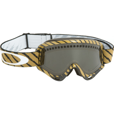 Ski If your kid can't get enough of America's ripping-est redhead, set them up with the Shaun White Signature XS O Frame Goggle. Tons of ventilation, crystal-clear optics, and a helmet-compatible shape keep your mini-shredder stoked every time they step onto the hill. - $42.00