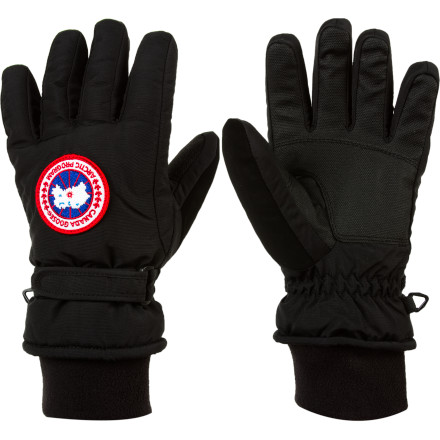 Fitness Kids need dexterity, too, hence the superwarm Canada Goose Kids' Down Glove, not mitten. Sure, mittens are adorable, and the way kids run around like mini cavepeople unable to deal with buckles and buttons, etc., is hilarious, but do you want to do all the free-fingers-demanding tasks for them' Didn't think so. Give them water-resistant, breathable, and uber-warm coverage, and send them on their way. - $74.95