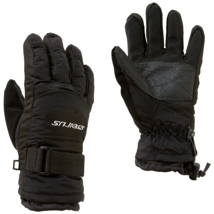 Seirus knows that kids can dish out some serious carnage on a pair of gloves, so they made the Jr Moto Gloves with the burliest nylon they could find. They also know how quickly a day on the slopes or a big snowball fight can soak a set of hands. The Jr Moto Gloves' waterproof breathable DryHand inserts block moisture and keep smiles on those little faces. Even the burliest afternoon of snowman building can't touch these Seirus gloves. - $19.95
