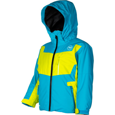 Ski There's no way your son will forget the Rossignol Boys' All Star Jacket in the ski lodge this time. Its poppy colors and solid, comfortable fit make sure this All Star is never far from his reach. - $135.96