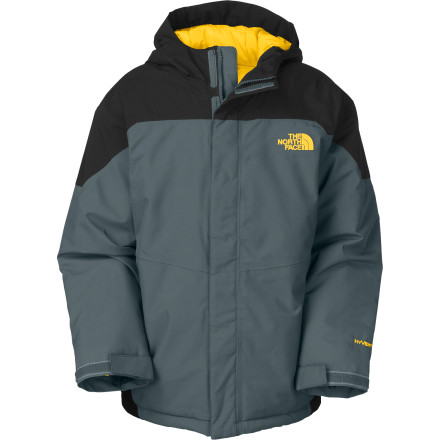 Ski It doesn't matter if you're on a family ski trip or if you're just making your way to school. The North Face Boys' Durant Insulated Jacket has the power to warm your body so you can focus on having fun. - $77.97