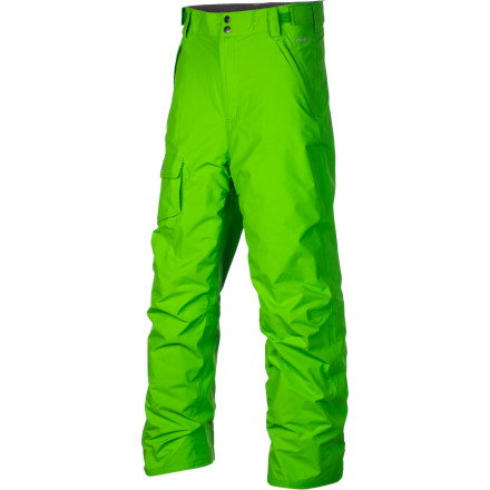 Ski To a ten-year-old, having an entire mountain for winter exploration could be the greatest thing ever. The North Face Boys' Freedom Insulated Pant ensures that the ultimate playground keeps him happy all day long despite the repeated crashes, cold temperatures, and falling snow. The waterproof breathable HyVent membrane seals out the snow, even if he decides to build a snow fort by the condo after the lifts close. - $65.97