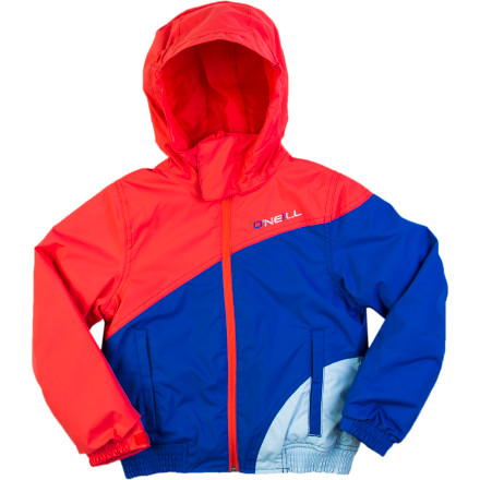 Ski Cover her with the technology she needsand the style she cravesto develop the passion for snowy weather without having the cold even cross her mind with the O'Neill Little Girls' Ruby Jacket. - $34.98