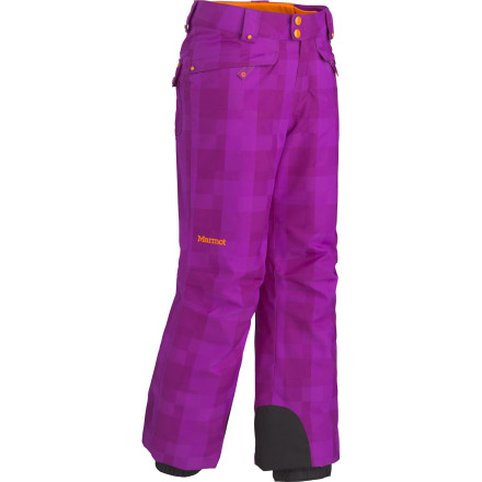 Ski Marmot Lexy Insulated Pant - Girls' - $65.97