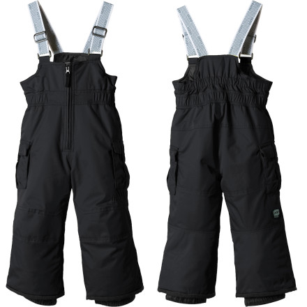 Ski Get your little snow demon in the Orage Toddler Boys' Mistral Pant to keep his lower half warm and dry when he's out in the snow. - $59.97