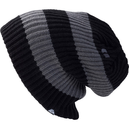 Ski Pick up the Arbor Color Story Beanie if you want a long-fit head-warmer for this season's snow stunts. - $17.96