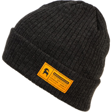 Backcountry.com teamed up with Spacecraft to create the Spacecraft Watchman Beanie. Wear this hat doubled over, unfold the cuff and slouch it back, or stick it in your pocket and pray that cold weather gives you an excuse to don this fine piece of arcylic headwear. - $14.37