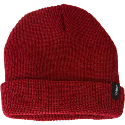 Put the stethoscope up to the safe, spin the dial, and listen for the tumblers dropping into place. Since the Brixton Heist Beanie kept your identity a secret while you spray-painted the security cameras, you just have to crack the safe, grab the cash, and walk away. Perfect crime. - $10.77