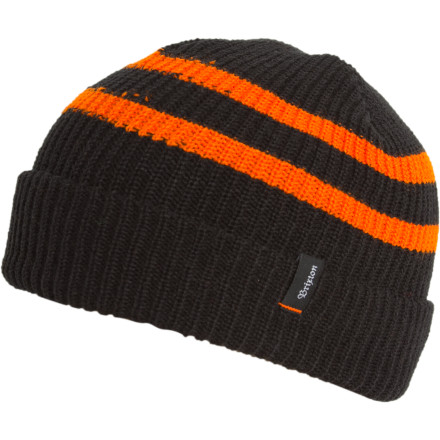 Warm your dome with the Brixton Portland Beanie. It doesn't matter if you're chopping logs or vibing fools inside a coffee shop. In fact, wear it in the summer for extra style points. - $11.97