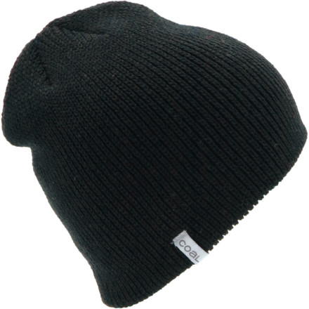 Heat cant escape the unquestionably classic style of the Coal Frena Short Beanie. Rocking the same fit and finish you come to expect from coal, this beanie proves a staple of winter streetwear. - $13.97