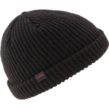 The custom shallow fit of the Coal Stanley Beanie is unlike anything you'll find poking around your local box store. This soft, stylish acrylic hat lets the ladies know you're ready to bust a move. - $11.97