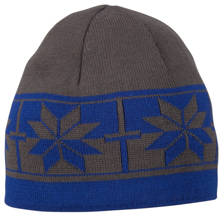Throw on the Columbia Peak Ascent Beanie when the temperatures plummet. Columbia lined this classy lid with its Omni-Heat thermal reflector, ensuring your head is warm no matter what the weather. - $11.98