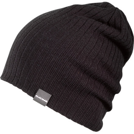 Ski Throw on the Dakine Logan Beanie for your next shred session at the mountain. Dakine gave this beanie a swanky striped pattern to up your style points at the lodge, and the tall fit lets you dial in the look you want. - $17.97