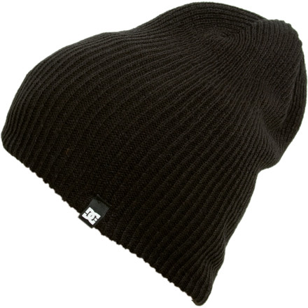 DC knows that being cold sucks and that feeling warm doesn't suck, so they created the Romani Beanie to help you stay on the not-sucking-side of winter. Realllll complicated, right' Toss on this buttery-smooth beanie and fend off the mid-winter chill like a wizard repels winged dragons of doom. - $13.65