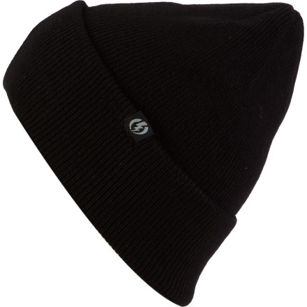 Join the ranks of the elite. The Electric Night Hawk II Beanie is the choice of super-stealthy international jewel thieves everywhere. We don't know exactly how many. If we did, that would mean they weren't very good at their jobs. - $19.95