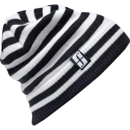 Entertainment Just ask around if you can't find your Forum Waldo Beanie. Someone is sure to have seen it amidst the oddly out of place congregation of people wearing red and white striped sweaters. - $17.47