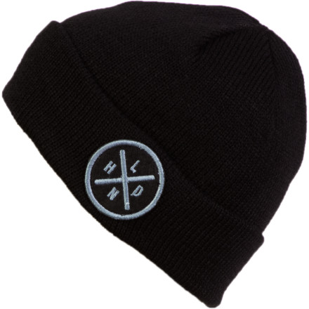 Snowboard Throw the Holden Cuffed Classic Beanie on that pretty head of yours, put on some water-proof mascara, and you have everything you need for a day of snowboarding. Well, maybe a jacket and a snowboard would be a good idea too. - $16.46