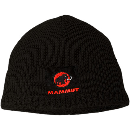 Ski Mammut named the Sublime Beanie after the ethereal warmth and incomprehensible coziness you're sure to encounter when you slap it on your head. - $24.95