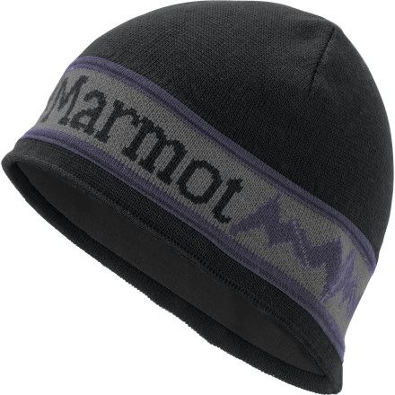 Entertainment Pull on the Marmot Spike Hat and head out to the trails for a heart-pumping skate ski. Although a frigid wind is blowing, your noggin will stay toasty, and the microfleece headband provides a little extra warmth and softness, and keeps the sweat from dribbling down into your eyes. - $11.97