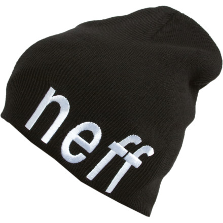 Entertainment Put the Neff Form Beanie on your head to balance out your look or in your milk to spice up your cereal. This beanie brings the warmth, and it keeps your charm-weat-puffs lookin' damn good. - $19.95