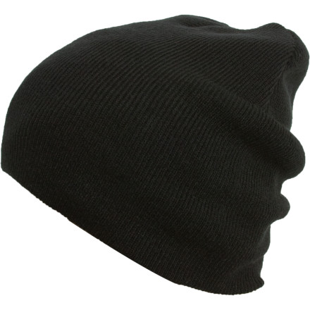 Entertainment Just like its name, the Neff Jesse Beanie fits both guys and girls. Whatever your gender, you can wear this acrylilc beanie rolled up tight or sagged back like a straight-up G. - $21.95