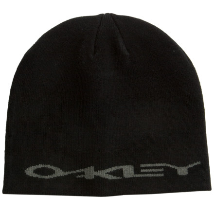 Entertainment The Oakley Clean Stretch Beanie. Warm' Yup. Low-key' Yup. Comfortable' Yup. Need we say more' - $13.00