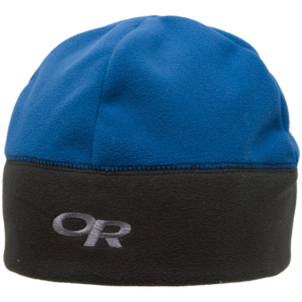 An exposed alpine belay ledge is no place to discover that you really prefer having a hat to turning blue. Before roping up with your partner, don your Outdoor Research WinterTrek Fleece Hat for an at-altitude adventure that doesnt end with you trying to thaw your own head in the oven. - $20.37