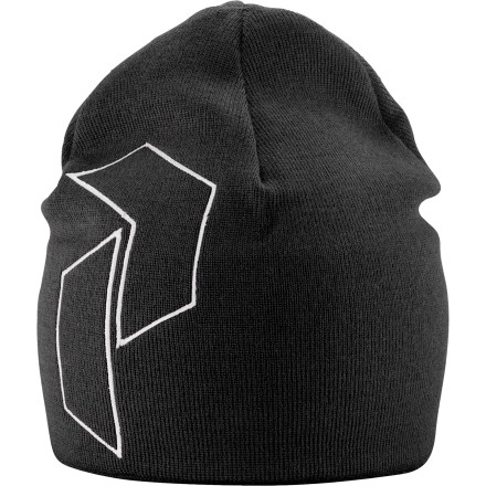 Shelter your dome from winter's wrath when you wear the Peak Performance Embo Hat. - $26.97