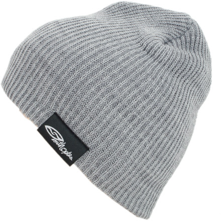 Don your nogging with the Smith Rye Beanie, take a pull from your flask, and chase it down with a tallboy. Alright, now you're ready to hit the hill. - $11.97