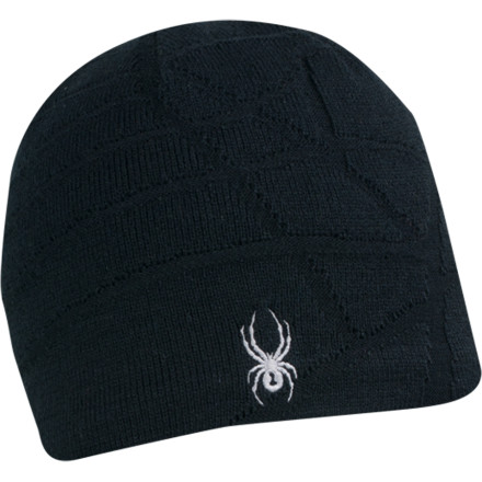 Ski Two feet of fresh pow isn't so fun when you're head is freezing. Pull on Spyder's Nebula Beanie, and keep your head warm as you float through the white. - $17.47
