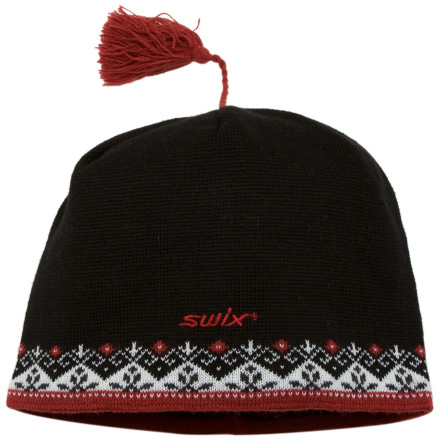 Entertainment Swix makes top-notch tight-knit beanies, so you can just bask in the Bjorn Beanies classic alpine design and know youre defended from the elements. Take the Bjorn Beanie cross country skiing, snowshoeing, or for walks around town on a chilly day. - $19.47
