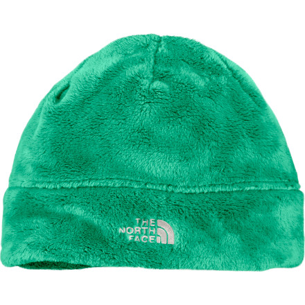 Entertainment Pull on The North Face Denali Thermal Beanie when you need a soft, fleece hat for trips into town. The Denali Beanie's fleece fabric keeps your head cozy, and won't feel suffocating when you get warmed up on your walk. - $17.97