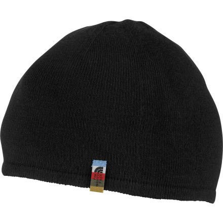 Ski The North Face Bambeanie's lightweight thermal knit fits under your ski helmet or looks great alone, and it helpfully packs a few degrees onto your body temperature without letting you meltdown. - $24.95