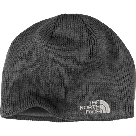 Ski Protect your cranium on the cold days of winter with The North Face Bones Beanie. This basic winter beanie warms up your skull from the ski lift to the streets. - $19.95