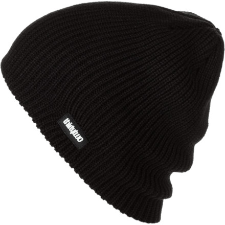 Entertainment The ThirtyTwo Standard Beanie doesnt mess around and neither do you. With this warm wonder covering your dome everyone will always know that it is business time. - $11.17