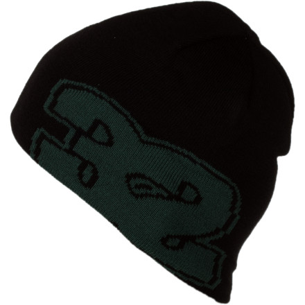 Entertainment Having options is a good thing and the ThirtyTwo Brose II Beanie will never tie you down. Flip the beanie inside out whenever the hell you feel like itbecause you can. - $12.57