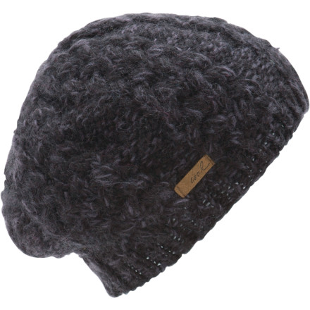Entertainment With so much to love about the buttery-smooth beret-like fit of the Coal Women's Addie Beanie, where do you start' Maybe the best place would be the oversized fit that leans just far enough back to keep you looking fresh without giving off the sense that your style is sloppy. - $20.97