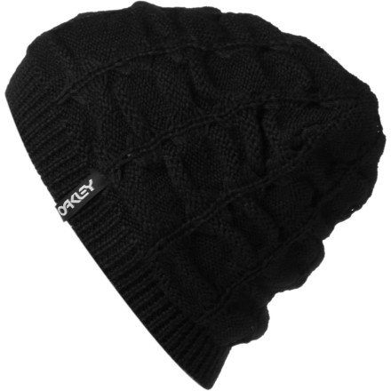 Oakley Fashion Fitted Beanie - Women's - $19.20