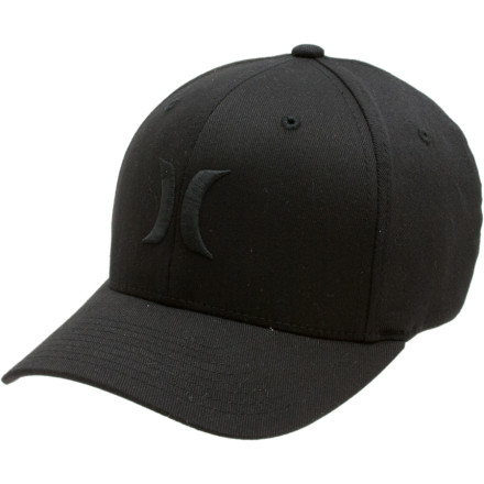 Surf You only own one shirt, one pair of socks, and one pair of underwear. The folks at Hurley hear you loud and clear and made the One And Only Black Hat to honor your commitment to simplicity. After all, you only have one head. - $18.66