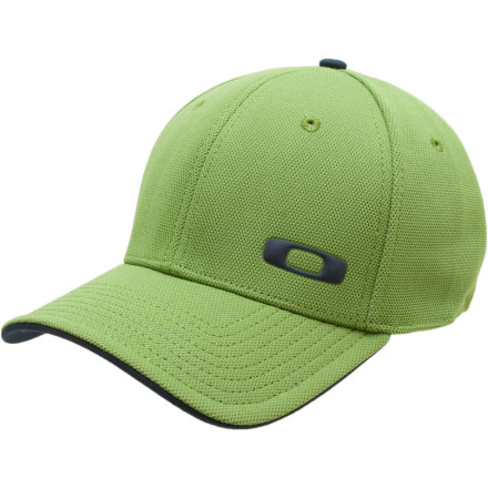 Surf Make your life easy and toss on the Oakley Silicon O Hat 3.0 before you head out for a game of golf with the boys or for a clean look out on the town with your lady. This polyester, mesh-lined hat with moisture-wicking sweatband keeps you cool when you're playing for cash on the green. The Silicon O also features graphics under the visor and a slightly contoured brim for your pleasure. - $26.00