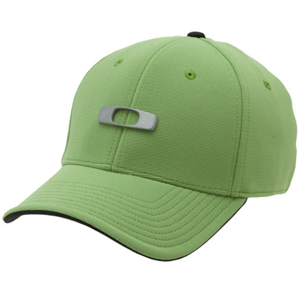 Sports Oakley gave its Metal Gas Can Baseball Hat a mesh lining and moisture-wicking material to turn it from a regular ball cap into a piece of performance headwear. So wear this Oakley cap on the trail or in the bleachers. - $27.00