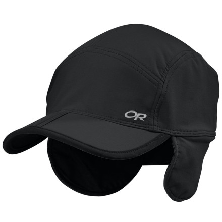 Sports If you walked off a cliff because the sun was shining in your eyes, you sure would feel dumb. Block your face from blinding light with the lightweight, quick-drying Outdoor Research Exos Baseball Cap. - $19.17